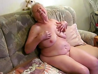 amateur big boobs granny