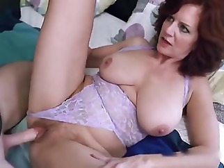 mature redhead hd videos