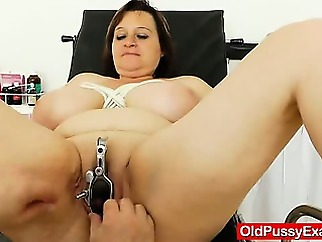 bbw big boobs mature